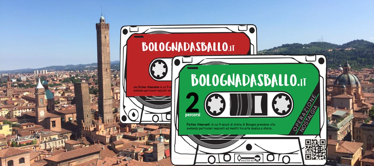 2-Audiocassette-Rossa-e-VERDE-su-Bologna